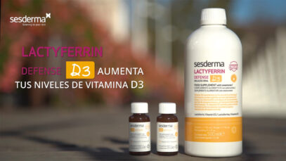 Lactyferrin Defense D3 – Nutraceuticos