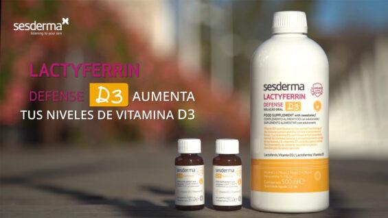 Lactyferrin Defense D3 – Nutraceuticos